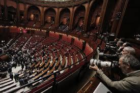 parlamento seduta comune l elezione presidente della repubblica la terza giornata