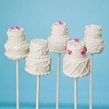 wedding cake pops white cake pops bitsy