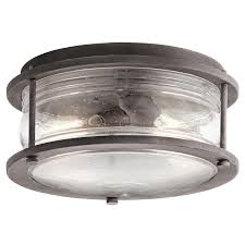 ashland 2 light outdoor ceiling light in wzc