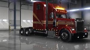 freightliner classic xl v4 7 for ats 1 28 mod american truck