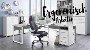 Schreibtisch Ums Eck Büromöbel Jobst Wohnwelt In Traunreut