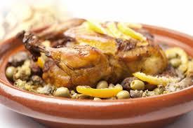 luxury villa holidays moroccan cuisine