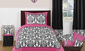 bedding set zebra print bedding amazing pink black and white