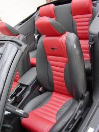 2010 mustang seat covers ford mustang forum view single post vote aftermarket leather
