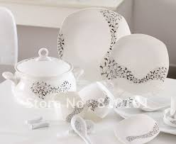 dinnerware simple home decoration