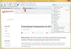 15 impressive alternative browsers u2014 smashing magazine