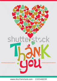 thank you card stock images royalty free images vectors