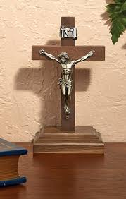 crucifixes for sale standing crucifixes and crosses holyfamilyonline