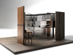 cuisine compacte la cuisine du futur vue par 9 architectes et designers