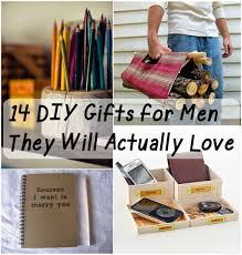 Christmas Homemade Gifts by 14 Diy Gifts For Men They Will Actually Love Home Decor
