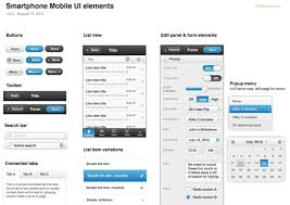 jquery design elements jquery mobile touch optimized web framework for smartphones