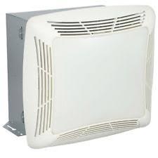 Nutone Bathroom Fan With Light Nutone Bathroom Exhaust Fan Ebay