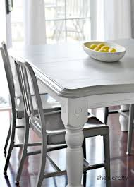 Painted Dining Table Ideas 7 Best Chalk Paint Furniture Images On Pinterest Painted