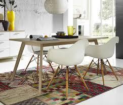 Kleiner Schreibtisch Eiche Esstisch 80x180 Massiv Esszimmertisch Tisch Küchentisch