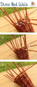 willow weaving horn of plenty how to