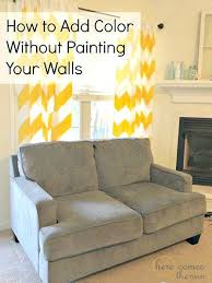 how to decorate a rental home without painting how to decorate an apartment without painting interior design