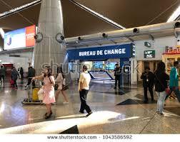 bureau de change malaysia klia malaysia marcht 11 2018 currency stock photo 1043586592