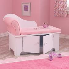 Pink Chaise Lounge Kidkraft Princess Chaise Lounge Free Shipping Today Overstock