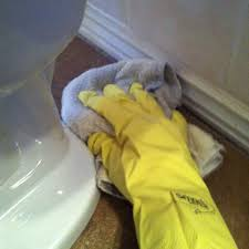 weekly cleaning tip bathroom floors meagan makes