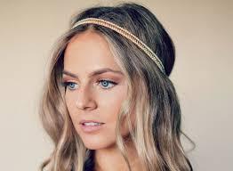 hippy headband bead hippie headband 3 colors available lovmely