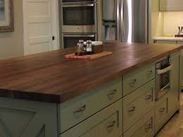 kitchen countertop fine butcher block kitchen countertops