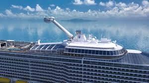 royalcaribbean quantum of the seas la nuova ammiraglia royal caribbean dal 2014