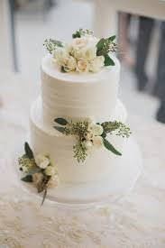 wedding cakes simple wedding cakes with flowers simple wedding