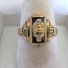 highschool class rings vintage class ring ebay