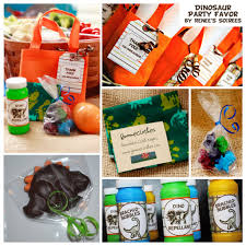 dinosaur party favors kids party dinosaur party and activity ideasmom it forward