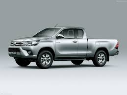 toyota hilux 2016 pictures information u0026 specs