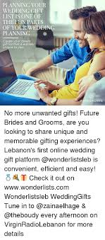 wedding gift meme planning your wedding gift list is one of the parts of your