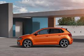 volkswagen polo black 2017 vw polo 2018 in pictures by car magazine