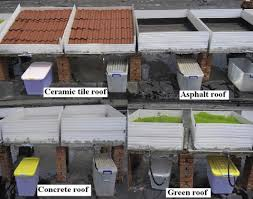 Ceramic Tile Roof Quality And Seasonal Variation Of Rainwater Harvested From