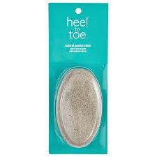 heel to toe natural pumice stone