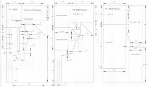 arcade cabinet plans pdf woodworking cabinet plans arcade pdf free download arcade cabinet