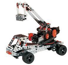 meccano erector metal toy construction sets tool craze