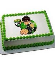 order ben 10 cartoon cake 2 kg indiacakes