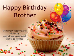 Happy Birthday Wishes To Images Birthday Wishes For Brother Happy Birthday Brother Quotes
