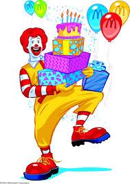 mcdonalds birthday party invitations vertabox com