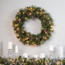 40 best battery operated wreath images on