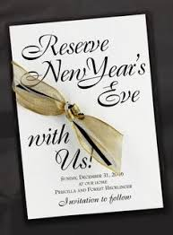 new years wedding invitations the new year s countdown will start early with this