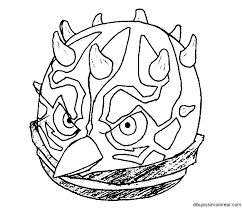 angry birds star wars coloring pages anakin more information