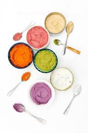 the best whole foods dips for a colorful summer picnic cream
