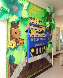 Preschool Bulletin Board Decorations Best 25 Jungle Bulletin Boards Ideas On Pinterest Safari