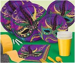mardi gras supplies party supplies seasonal party supplies