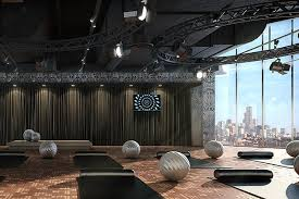 exclusive the making of a sports resort at midtown athletic club