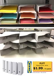 10 diy projects for your office paper sorter magazine files and
