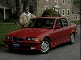 1997 bmw 328i review motorweek retro review 96 bmw e36 328i sedan