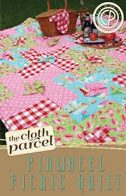 pinwheel picnic quilt pattern