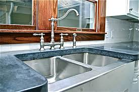 Countertop Kitchen Sink Concrete Kitchen Countertops By Concrete Creations In Arkansas